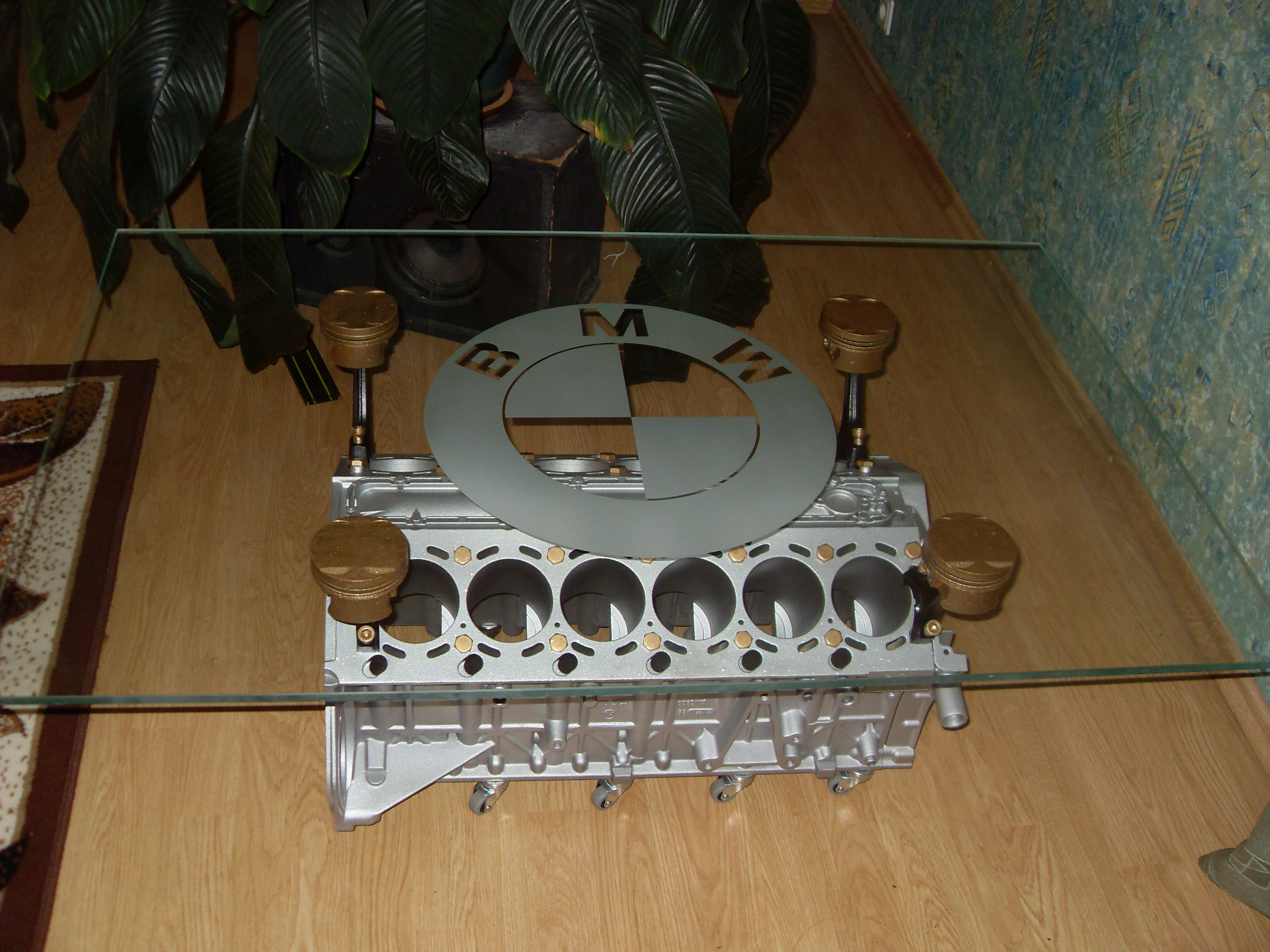 Bmw V12 Coffee Table Rascalartsnyc